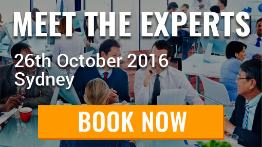 Meet the Experts - Book Now