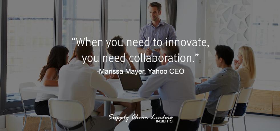 Marissa Mayer Collaboration Quote