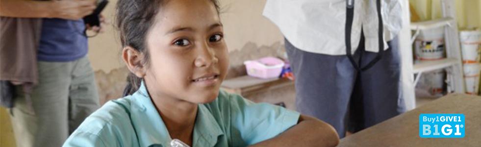 Educate Children in Cambodia