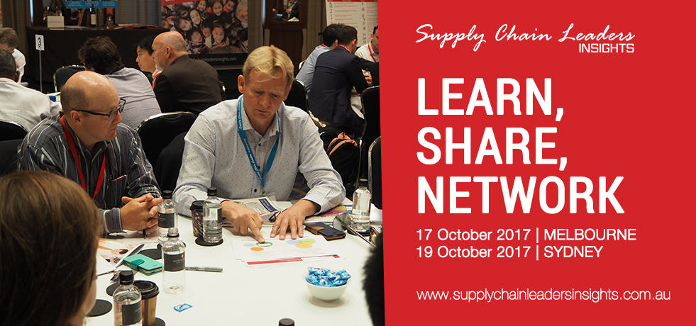 Supply Chain Leaders Insights Event: Even Better Second Time Around?