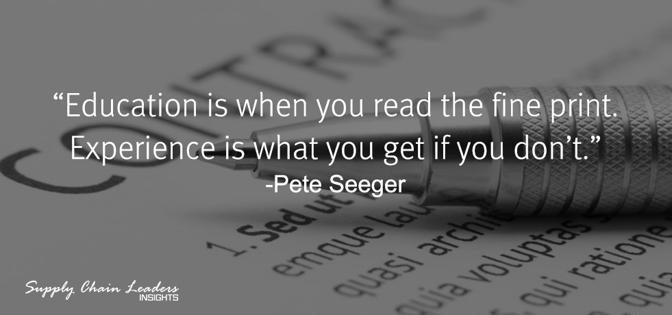 Pete Seeger Contract Quote